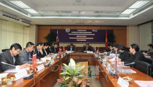 Vietnam-Thailande : VNA et PRD intensifient leur cooperation hinh anh 1