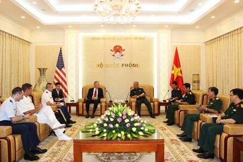 Vietnam et Etats-Unis cooperent dans le reglement des consequences de la guerre hinh anh 1