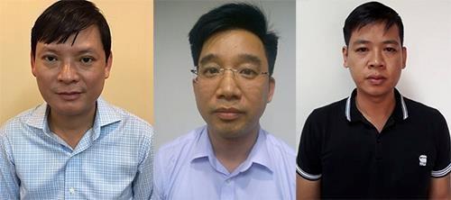 Trois nouvelles arrestations pour detournement de biens chez PVC hinh anh 1