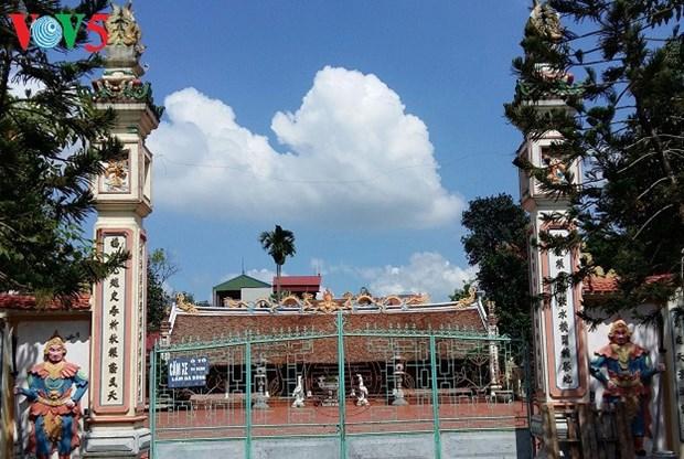 Canh Hoach, le village qui fait honneur aux traditions studieuses hinh anh 1