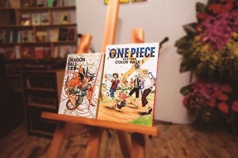 L'artbook, la tendance qui cartonne sur le marche du livre hinh anh 2