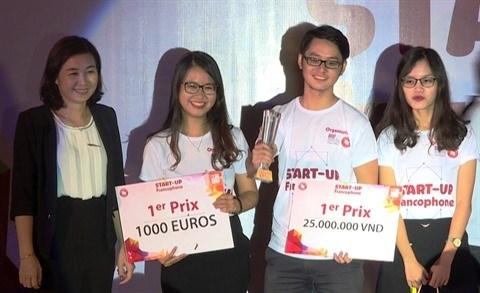 TrueStack rafle la mise au concours de start-up francophone hinh anh 1