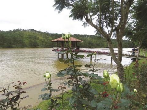 La vallee de l'Amour, lieu culte des tourtereaux a Da Lat hinh anh 2