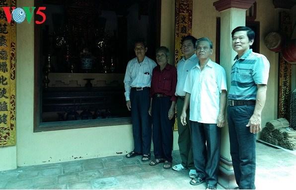 Canh Hoach, le village qui fait honneur aux traditions studieuses hinh anh 2