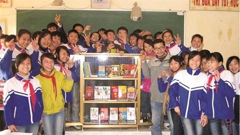 Un projet de bibliotheques rurales honore par la Bibliotheque du Congres americain hinh anh 1
