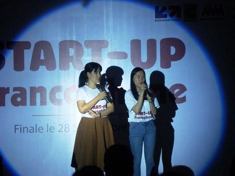 TrueStack rafle la mise au concours de start-up francophone hinh anh 2