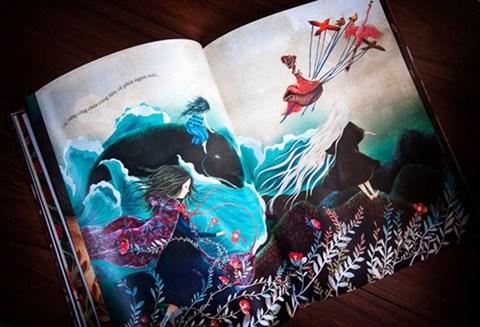 L'artbook, la tendance qui cartonne sur le marche du livre hinh anh 1