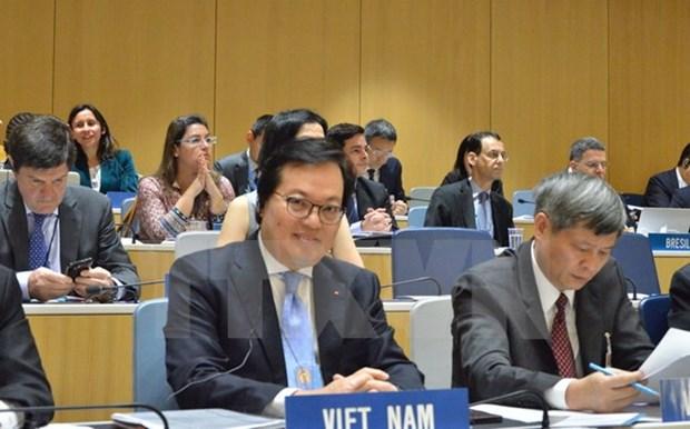 Le Vietnam a ete elu president de l'Assemblee generale de l'OMPI hinh anh 1