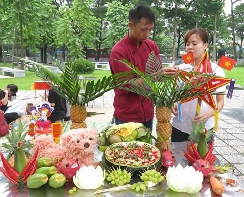 Fete de la mi-automne: a la decouverte de la culture de Dong Thap hinh anh 3