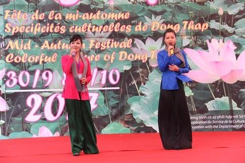 Fete de la mi-automne: a la decouverte de la culture de Dong Thap hinh anh 1