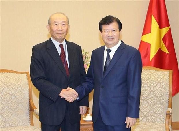 Le Vietnam deroule le tapis rouge aux entreprises japonaises hinh anh 1