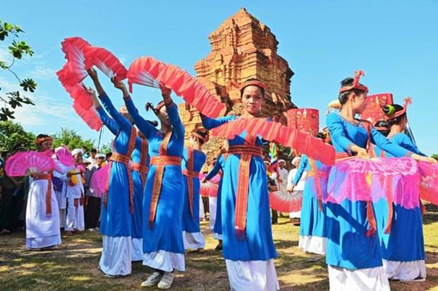 Les Cham de Ninh Thuan vont celebrer le festival Kate hinh anh 1