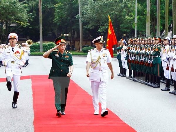 Renforcement de la cooperation dans la defense Vietnam-Inde hinh anh 1