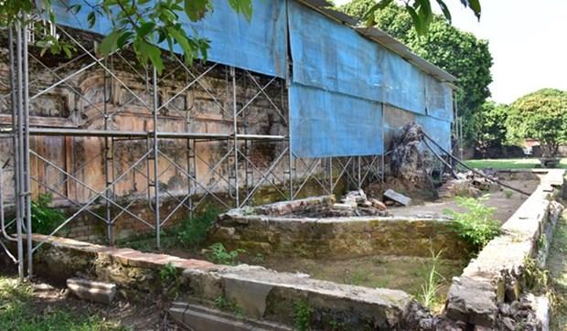 Restauration du palais Phung Tien avec le soutien de l'Allemagne hinh anh 1