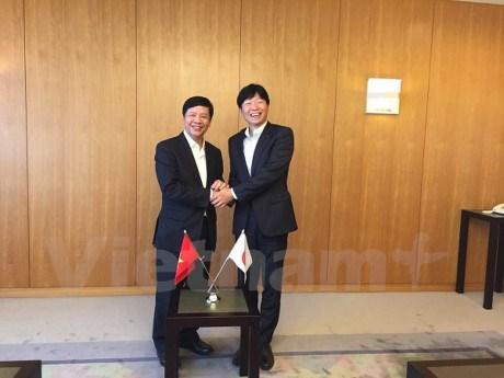 Promotion de l'investissement du Japon au Vietnam hinh anh 1