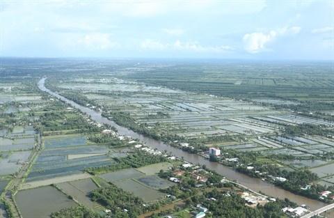 Le delta du Mekong a l'epreuve des changements climatiques hinh anh 1