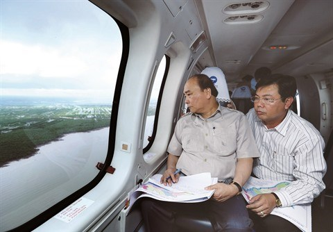 Le delta du Mekong a l'epreuve des changements climatiques hinh anh 2