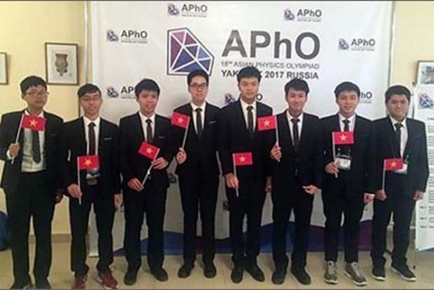 Le Vietnam organisera les 19es Olympiades de physique d'Asie hinh anh 1