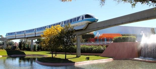 Aide sud-coreenne de 2 millions de dollars pour le monorail de Ho Chi Minh-Ville hinh anh 1