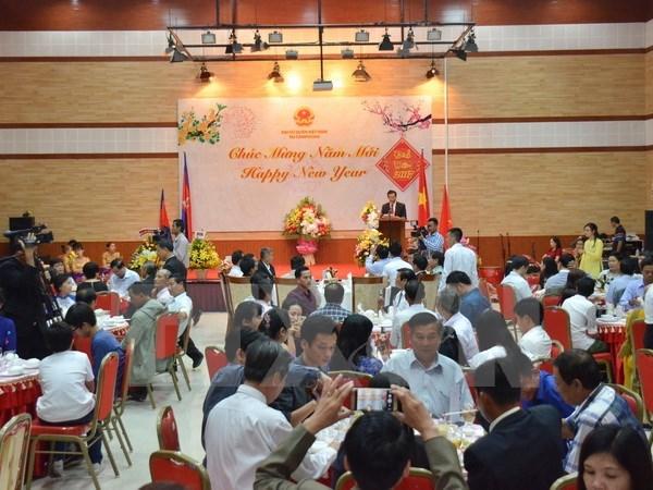 Le Vietnam demande l'aide juridique du Cambodge aux Cambodgiens d'origine vietnamienne hinh anh 1