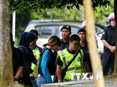 Le ministere des AE informe la protection de la suspectee Doan Thi Huong hinh anh 1