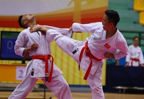 Les JO 2020 de Tokyo, le karate vietnamien en reve ! hinh anh 2
