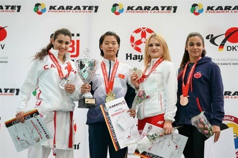 Les JO 2020 de Tokyo, le karate vietnamien en reve ! hinh anh 1