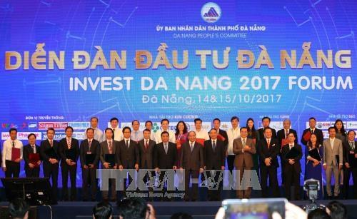 Le PM Nguyen Xuan Phuc exhorte Da Nang a faire la difference hinh anh 2