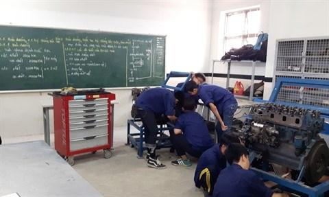 Graines d'Esperance, un projet pour soutenir l'apprentissage des jeunes demunis hinh anh 1