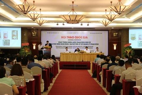 Le developpement et la gestion efficace des engrais organiques en debat hinh anh 1