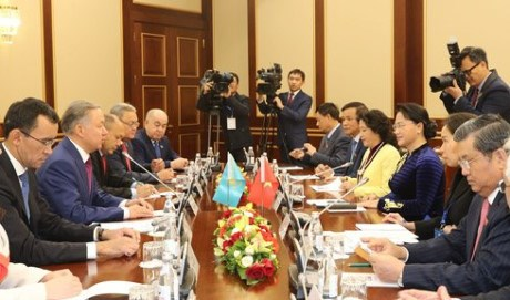 Dynamiser les relations de cooperation Vietnam - Kazakhstan hinh anh 1