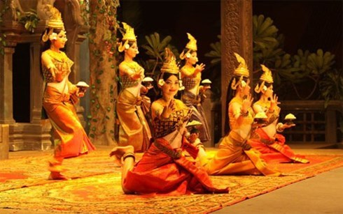 Semaine culturelle du Cambodge au Vietnam hinh anh 1