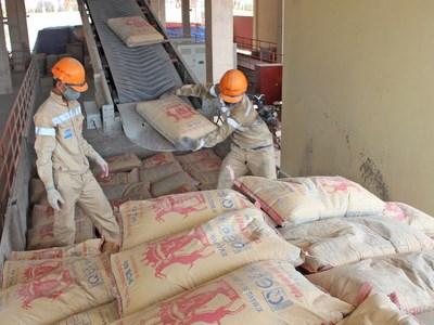 Deux tiers du volume de ciment et de clinker du Vietnam exportes au Bangladesh et aux Philippines hinh anh 1