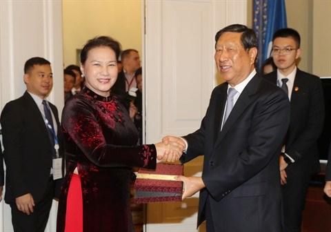 Le Vietnam contribue activement a l'UIP-137, elargit ses liens avec le Kazakhstan hinh anh 3
