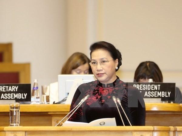 Le Vietnam contribue activement a l'UIP-137, elargit ses liens avec le Kazakhstan hinh anh 1