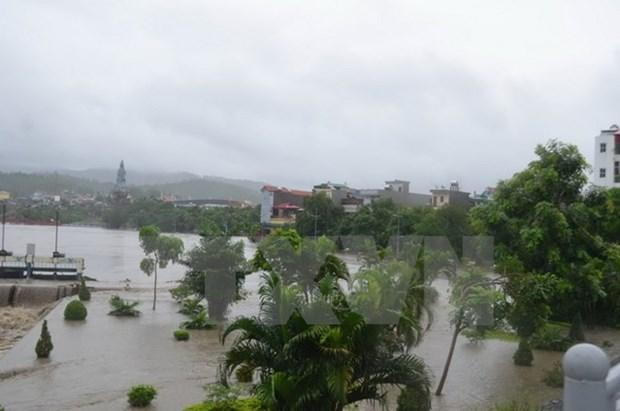 Crues : message de sympathies du Laos et de l'El Salvador hinh anh 1
