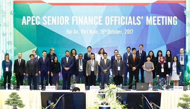Les hauts officiels des finances de l'APEC reunis a Hoi An hinh anh 1