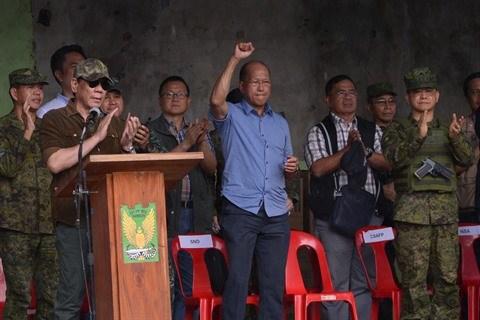 L'Indonesie renforce la securite a sa frontiere avec les Philippines hinh anh 1