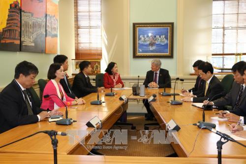 Promouvoir les relations Vietnam-Nouvelle-Zelande hinh anh 1