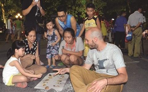 Les rues pietonnes de Hanoi se posent en label touristique hinh anh 2