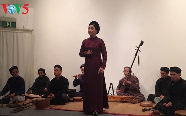 Quand Heinrich Heine rencontre la musique traditionnelle vietnamienne hinh anh 1