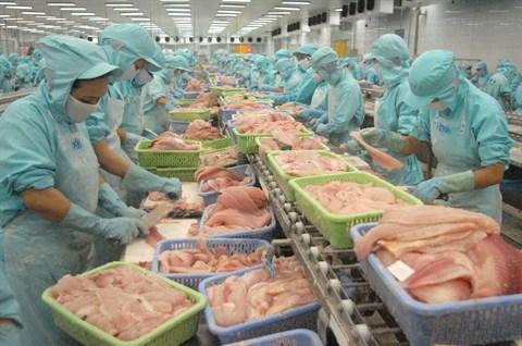 Les fruits de mer vietnamiens cherchent a revoir la vie en vert en UE hinh anh 1