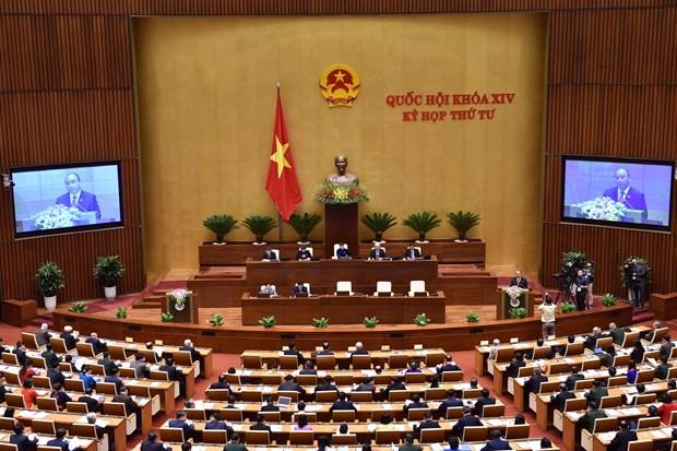 Des parlementaires exhortent a promouvoir une croissance durable hinh anh 1