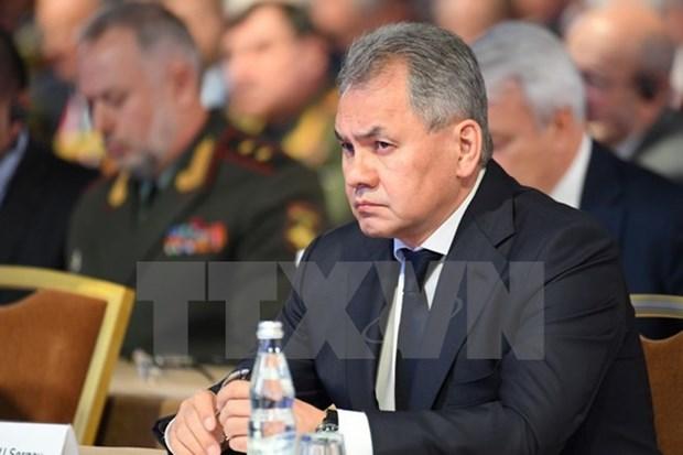 La Russie est prete a soutenir l'ASEAN dans la lutte contre le terrorisme hinh anh 1