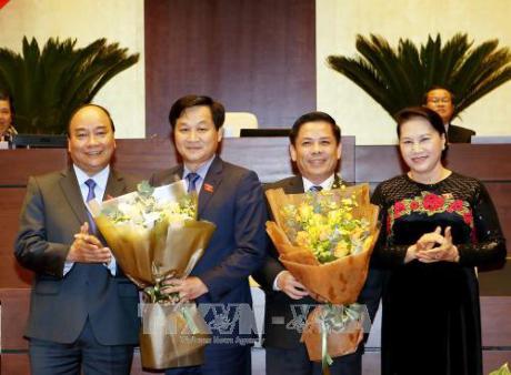 L'AN va discuter demain d'un projet concernant l'aeroport de Long Thanh hinh anh 1