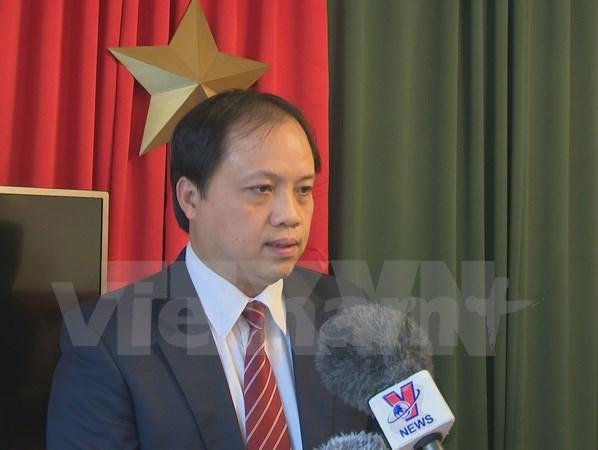Le Vietnam et la Republique tcheque negocient sur l'accord d'entraide judiciaire hinh anh 1
