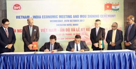 Le Vietnam et l'Inde boostent leur cooperation dans l'investissement hinh anh 1