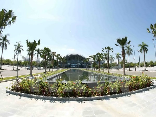 Ouverture du Centre de presse international de la Semaine de haut rang de l'APEC-2017 hinh anh 1