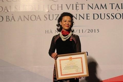 AM-VN, vitrine du rayonnement de la culture vietnamienne a Paris hinh anh 2