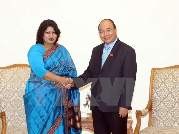Le Premier ministre vietnamien plaide pour les liens avec le Bangladesh hinh anh 1